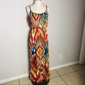 Bailey Blue Gorgeous Maxi Dress Size Medium